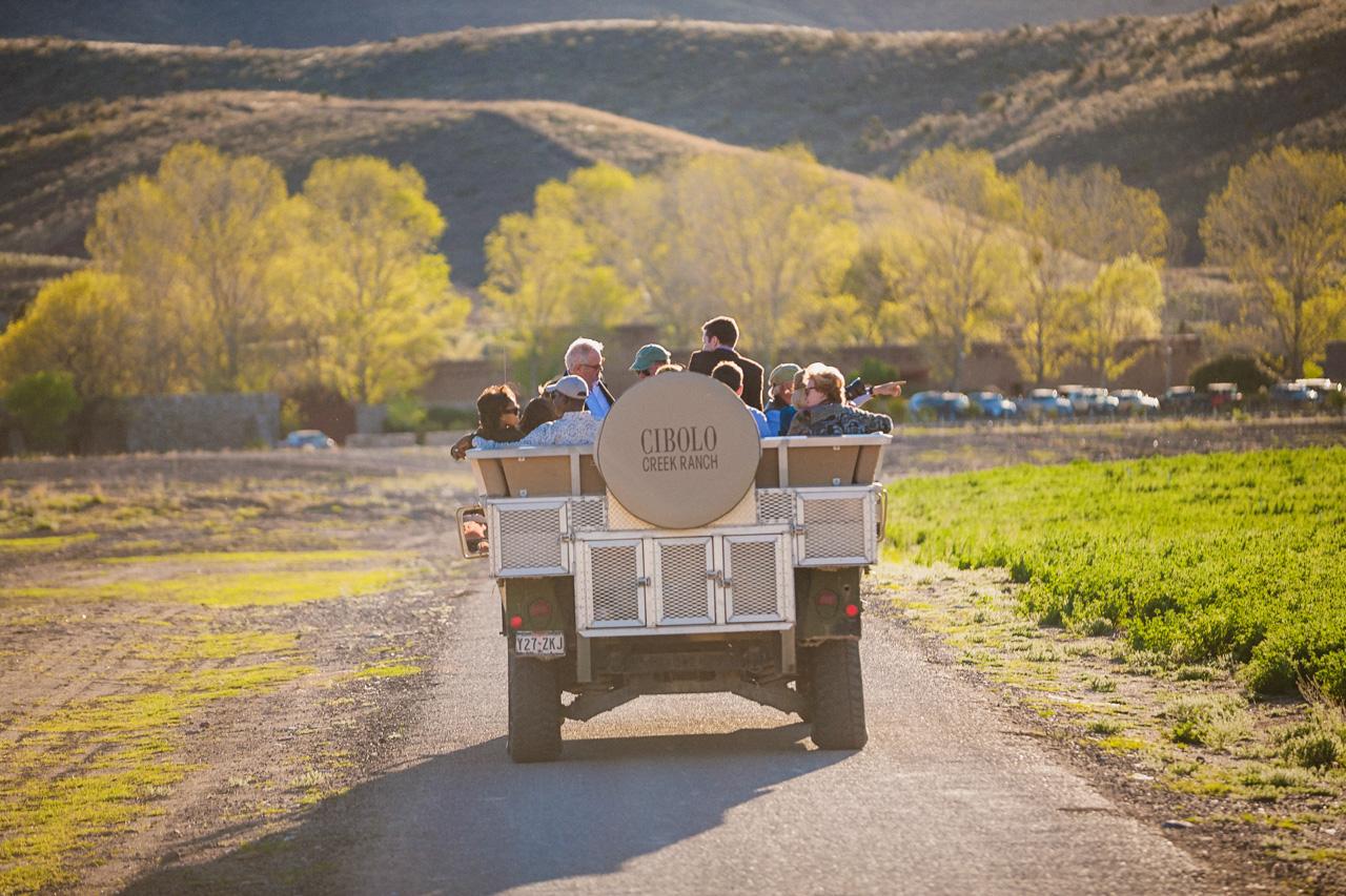 Corporate Retreat Destination Cibolo Creek Ranch